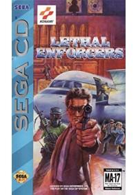 Lethal Enforcers/Sega CD
