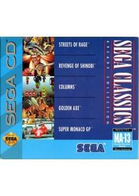 Sega Classics Arcade Collection 4 In 1 / Sega CD