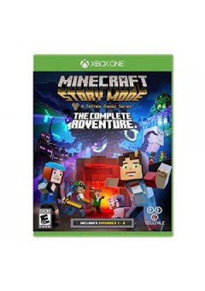 Minecraft Story Mode Telltale Games Series / Xbox One