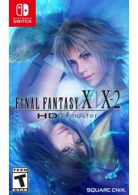 Final Fantasy X X-2 HD Remastered/Switch