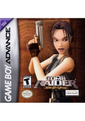 Tomb Raider The Prophecy/GBA
