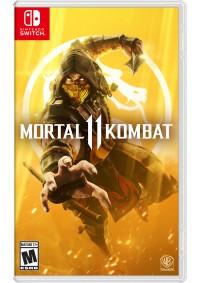 Mortal Kombat 11/Switch