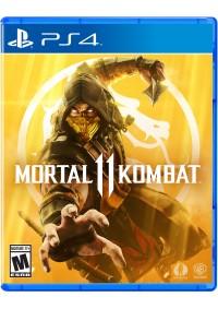 Mortal Kombat 11/PS4