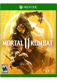 Mortal Kombat 11/Xbox One