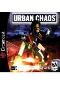 Urban Chaos/Dreamcast