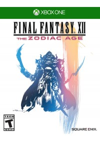 Final Fantasy XII The Zodiac Age/Xbox One