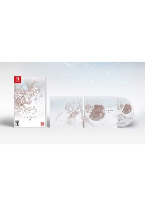 Cytus Alpha Launch Edition/Switch