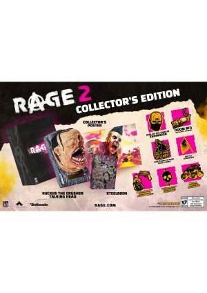 Rage 2 Collector's Edition/PS4