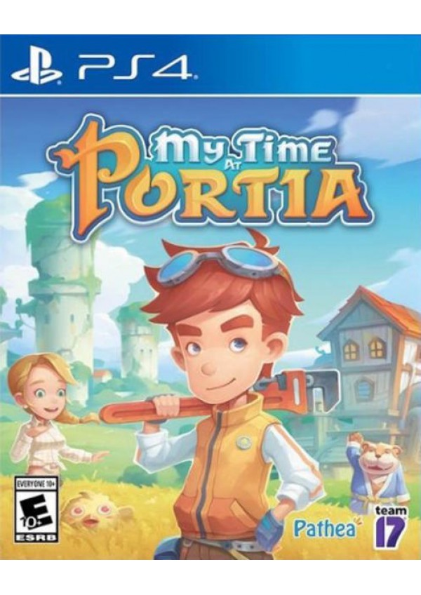 My Time At Portia/PS4