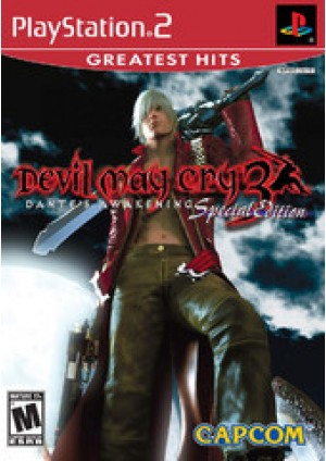 Devil May Cry 3 Special Edition/PS2