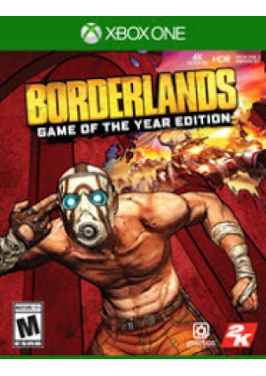 Borderlands Game of the Year Edition / Xbox One