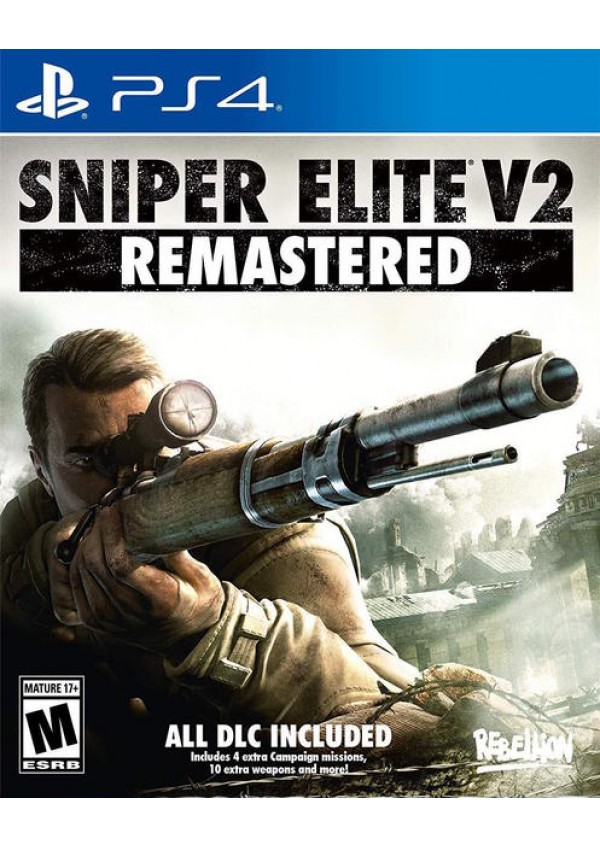 Sniper Elite V2 Remastered /PS4