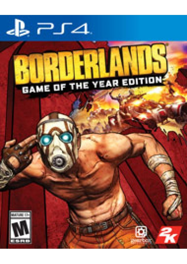 Borderlands Game of the Year Edition / PS4