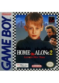 Home Alone 2 Lost In New York/GameBoy