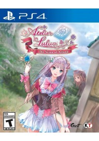 Atelier Lulua The Scion Of Arland/PS4