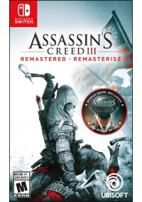 Assassin's Creed Remastered III/Switch