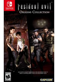 Resident Evil Origins Collection/Switch