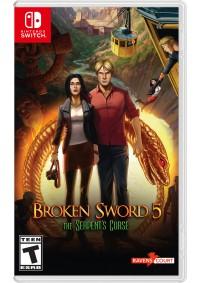 Broken Sword V The Serpent's Curse/Switch