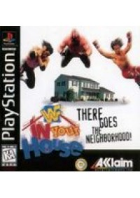 WWF In Your House/PS1