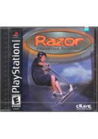 Razor Freestyle Scooter/PS1