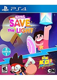 Steven Universe Save The Light & OK Lets Play Heroes Bundle/PS4