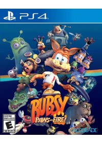 Bubsy Paws On Fire/PS4