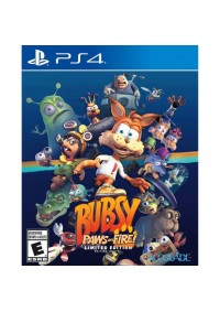 Bubsy Paws On Fire Limited Edition/PS4