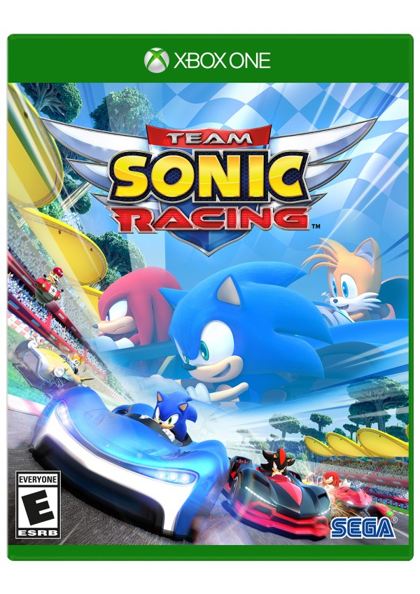 Team Sonic Racing/Xbox One