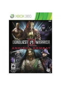 Deadliest Warrior Ancient Combat/Xbox 360