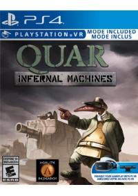 Quar Infernal Machines (Compatible PSVR) / PS4