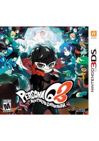 Persona Q2 New Cinema Labyrinth/3DS