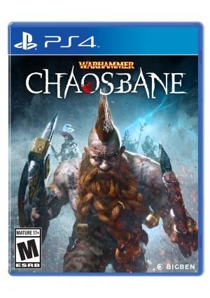 Warhammer Chaosbane/PS4