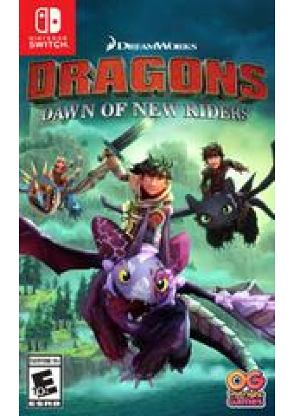 Dragons Dawn Of The New Riders/Switch