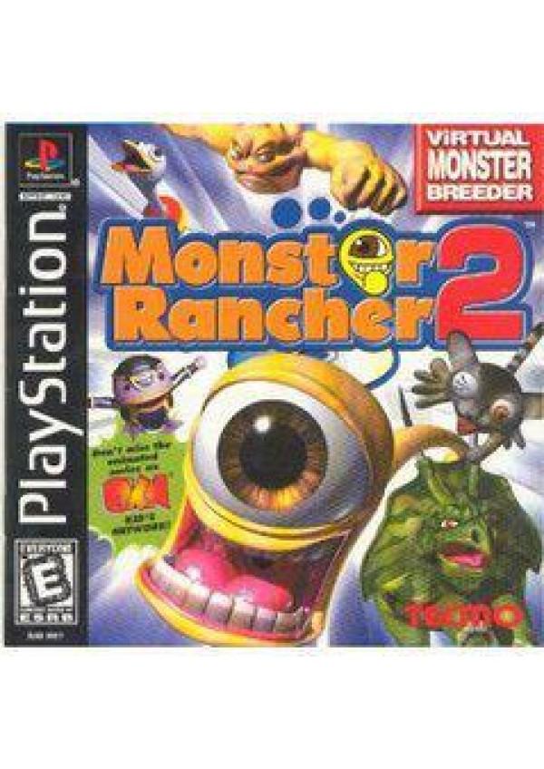 Monster Rancher 2 /PS1