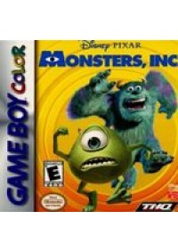 Monsters Inc. / Game Boy Color
