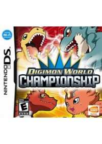 Digimon World Championship/DS