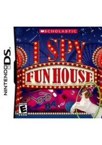 I Spy Funhouse/DS