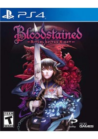 Bloodstained Ritual of The Night/PS4