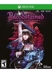 Bloodstained Ritual of The Night/Xbox One