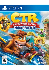 Crash Team Racing Nitro Fueled/PS4