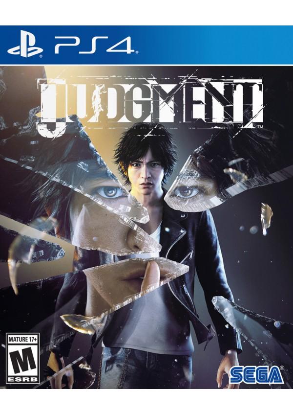 Judgement/PS4