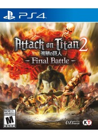 Attack On Titan 2 Final Battle/PS4