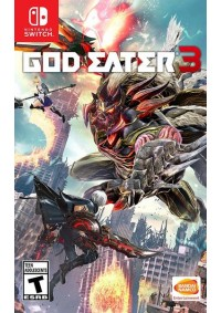 God Eater 3/Switch