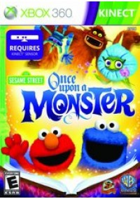 Sesame Street Once Upon a Monster/Xbox 360