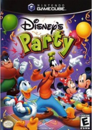 Disney Party/Game Cube