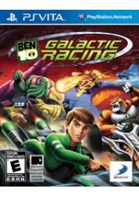 Ben 10 Galactic Racing/PS Vita