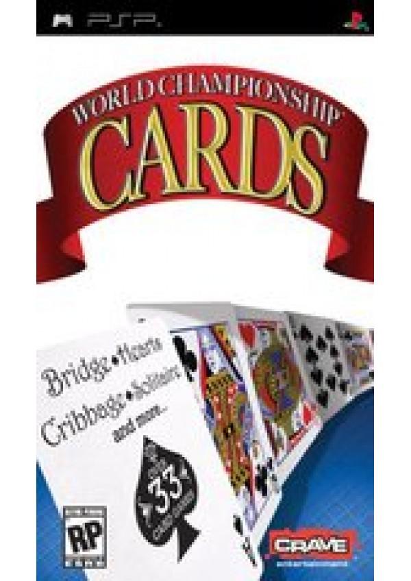 World Championship Cards/PSP