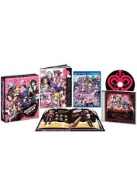 Criminal Girls Invite Only Limited Edition /PS Vita