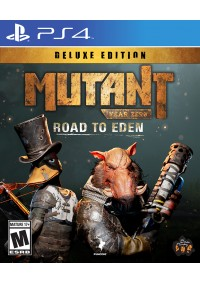 Mutant Year Zero Road To Eden Deluxe Edition/PS4