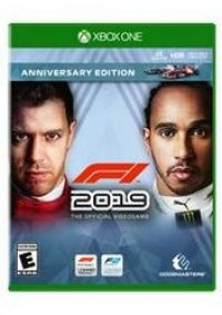 F1 2019 Anniversary Edition/Xbox One